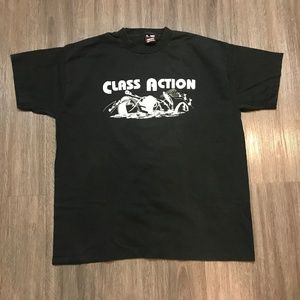 Vintage 90s Class Action Band Jazz  T-Shirt